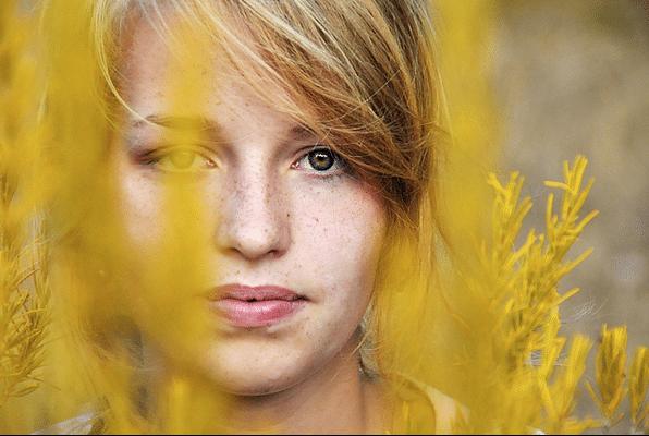 fotograf til portrætfotos